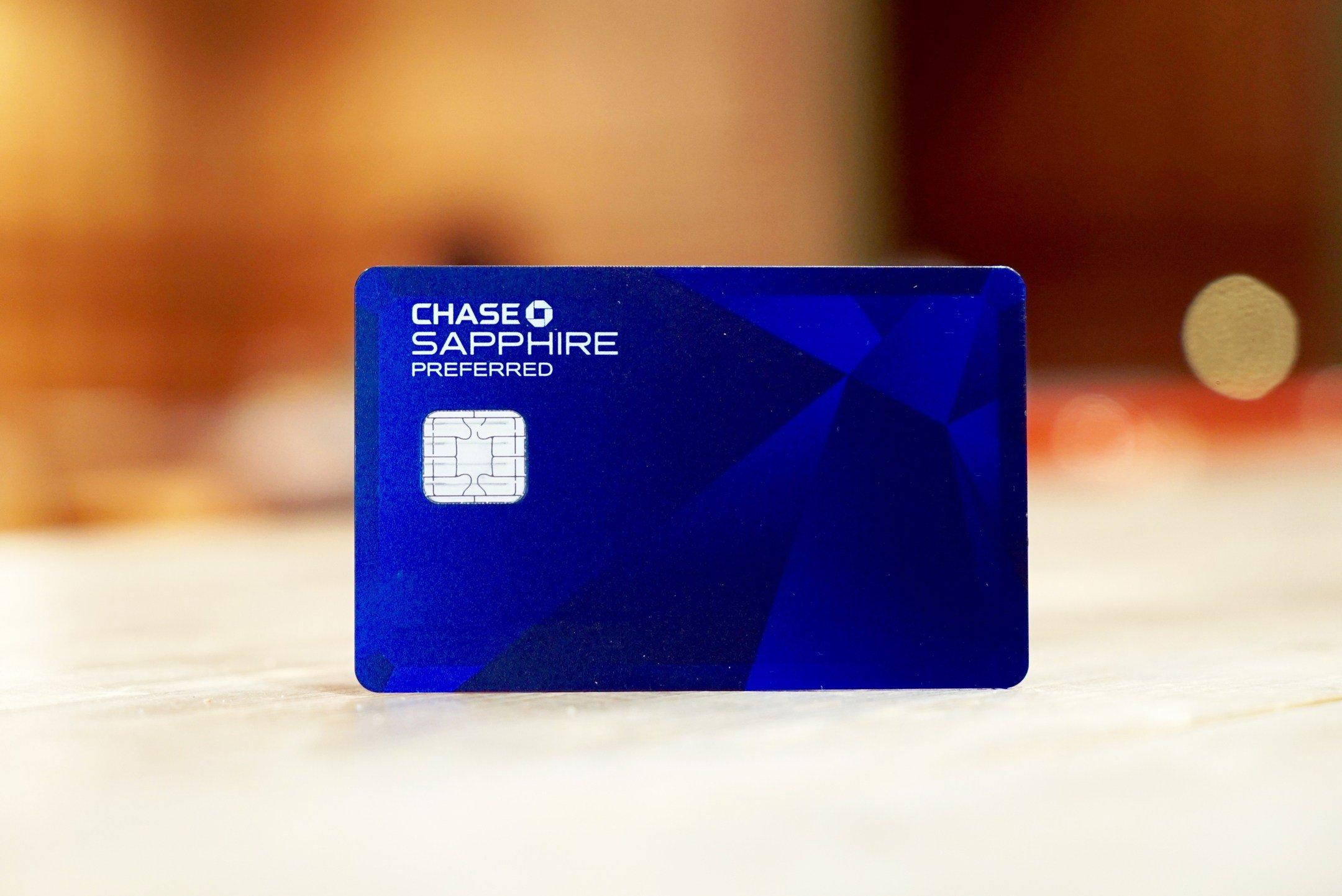 Photo of Chase Sapphire Preferred Card- Your Chase Credit Card Guide to Benefits & Rewards