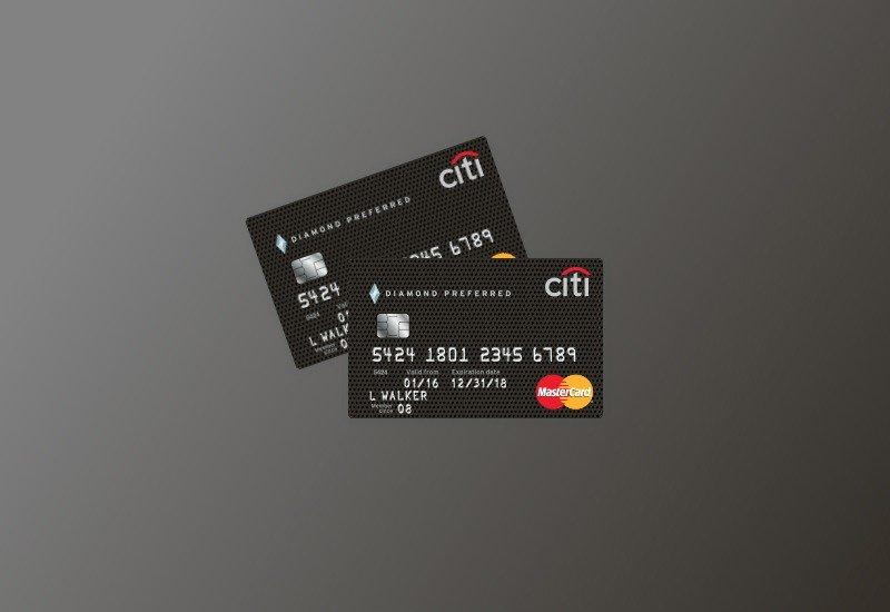 Photo of Citi Diamond Preferred Card: 21 Month Long 0% Intro APR- Low Intro APR Credit Card