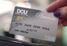 Photo of Digital Federal Credit Union Visa Platinum Secured Credit Card